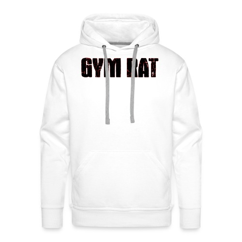Gymrat - Premiumluvtröja herr