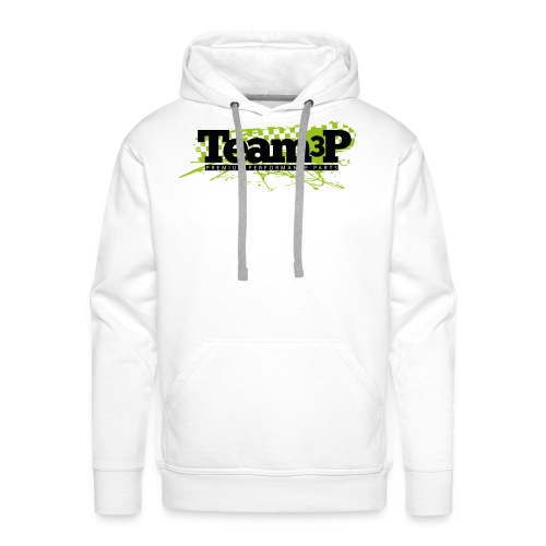 Team3P Logo - Männer Premium Hoodie