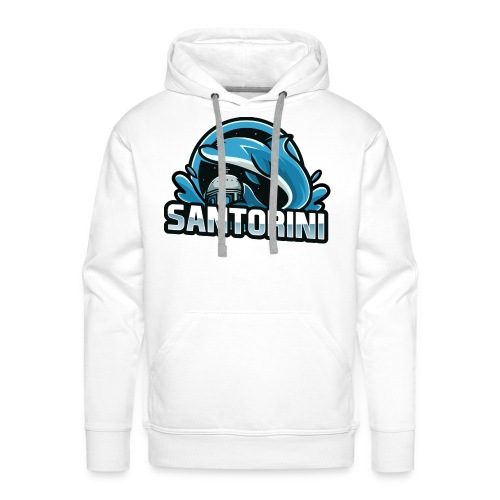 Santorini Esport - Herre Premium hættetrøje
