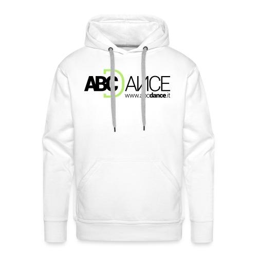 ABCDance - Felpa con cappuccio premium da uomo
