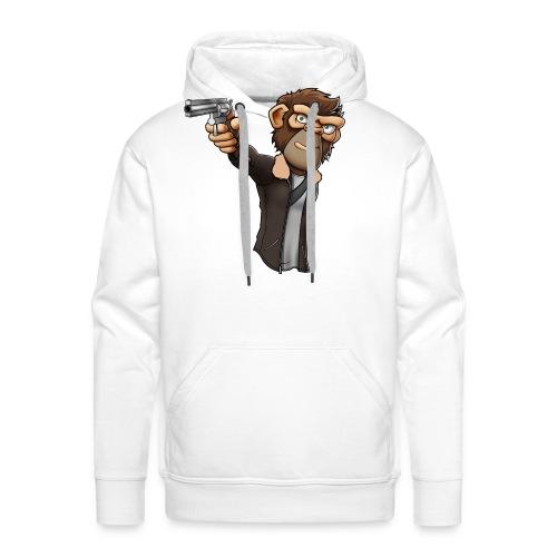 Rick New Size png - Men's Premium Hoodie