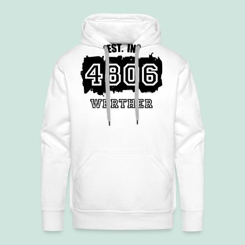 Established 4806 Werther - Männer Premium Hoodie