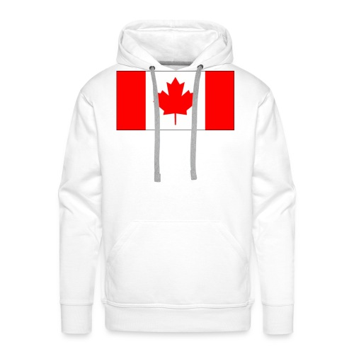 Kanada Fahne - Männer Premium Hoodie