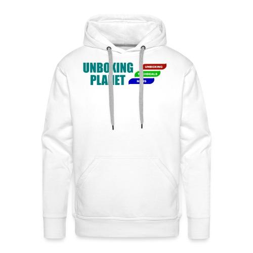 UnboxingPlanet Logo 2 - Männer Premium Hoodie