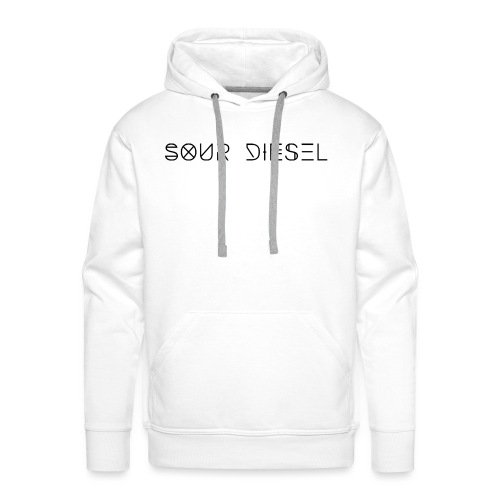 Sour Diesel - Sweat-shirt à capuche Premium pour hommes