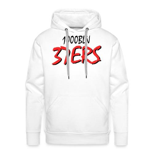 100BLN 37ERS rot - Männer Premium Hoodie
