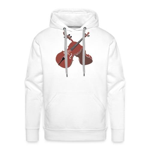 Cello - Men's Premium Hoodie
