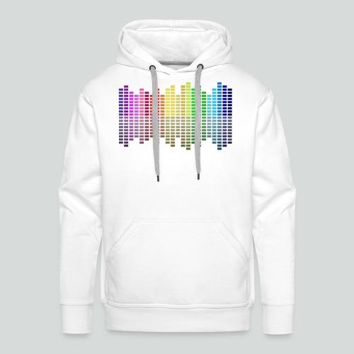 Farbequalizer - Männer Premium Hoodie