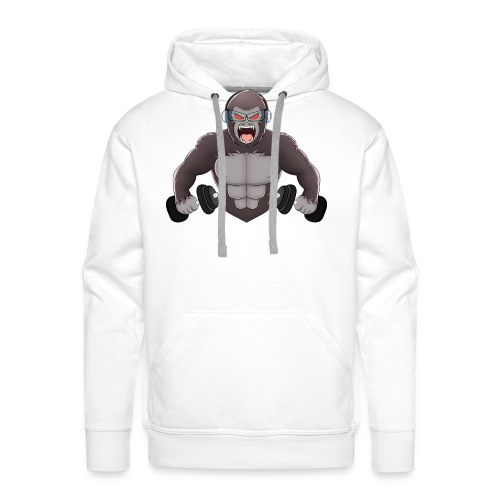 GorillaDyse - Männer Premium Hoodie