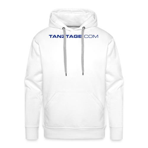 tanztagedotcom - Männer Premium Hoodie
