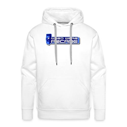 N3rd Wear Arcade - Männer Premium Hoodie