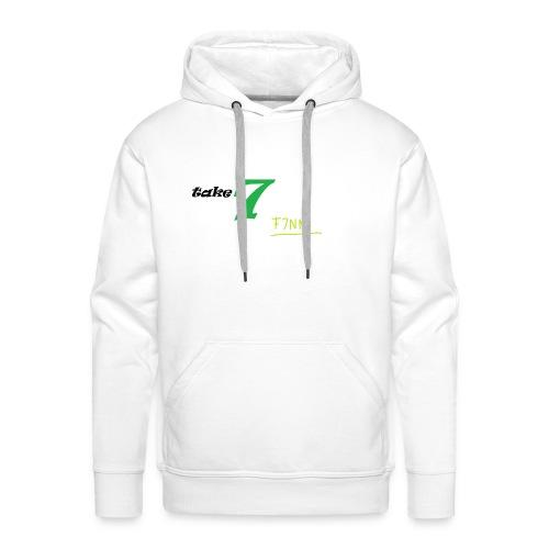 F7NN Merch png - Männer Premium Hoodie