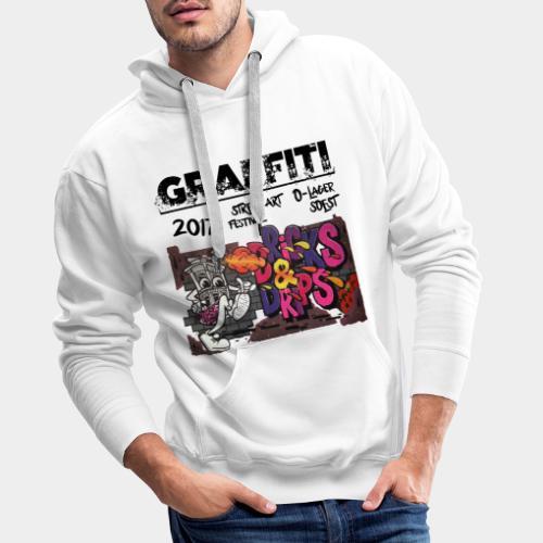 GHB Graffiti Street Art Festival Soest 311020175 - Männer Premium Hoodie