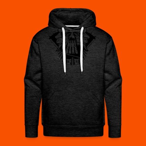 bmg png - Männer Premium Hoodie