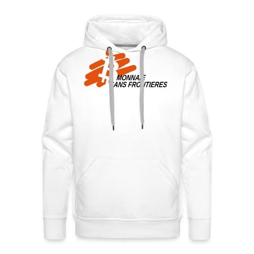 Monnaie Sans Frontieres - Men's Premium Hoodie