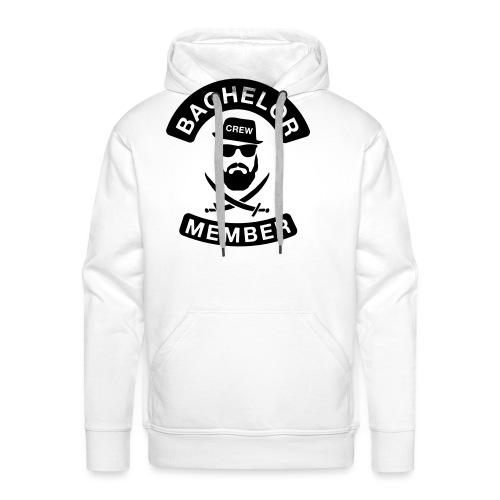 Bachelor Crew member - JGA T-Shirt - Bräutigam - Männer Premium Hoodie