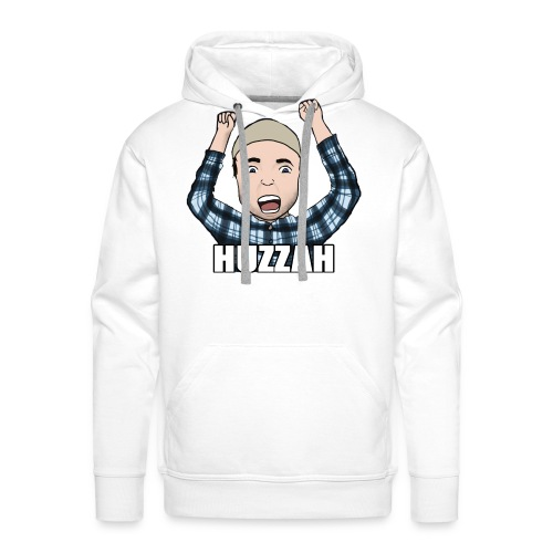 Fuse4Gaming | Huzzah! - Men's Premium Hoodie