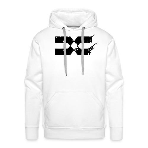 Logo Noir Clothing png - Sweat-shirt à capuche Premium pour hommes