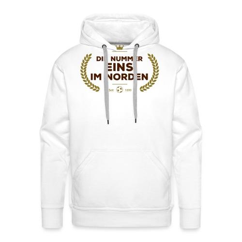 No1 Lorbeerkranz - Männer Premium Hoodie