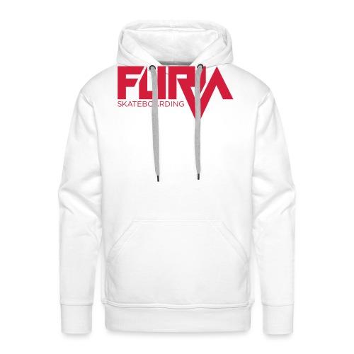 Furia Skateboarding Logo - Männer Premium Hoodie