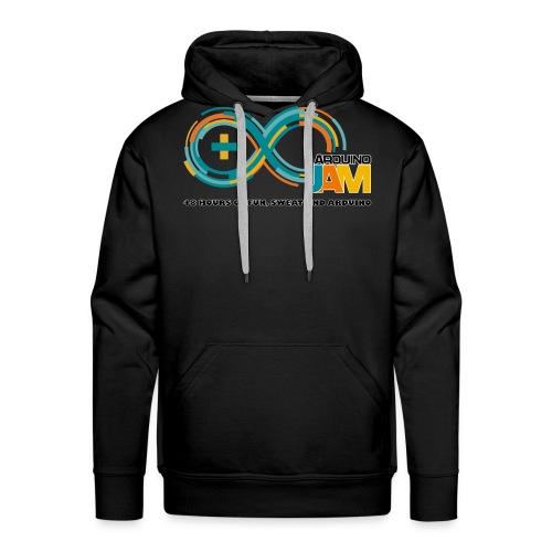 Sweater Arduino-Jam Arrduino-Jam - Men's Premium Hoodie