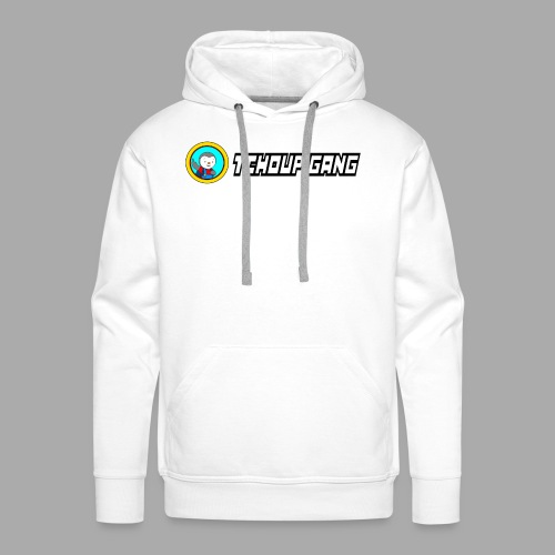 """Seconde collections """"NOIR"""" - Sweat-shirt à capuche Premium pour hommes"""