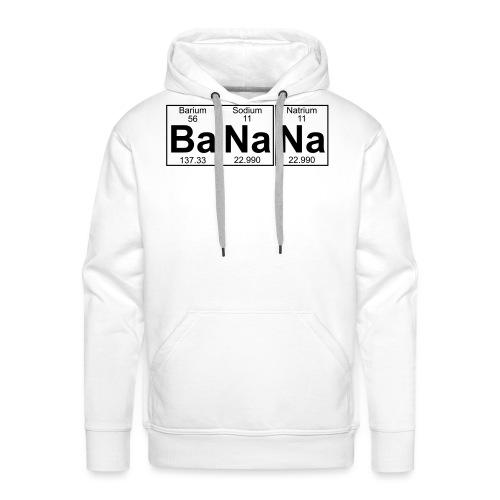 Ba-Na-Na (banana) - Full - Men's Premium Hoodie
