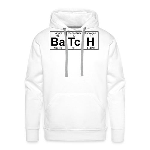 Ba-Tc-H (batch) - Full - Men's Premium Hoodie