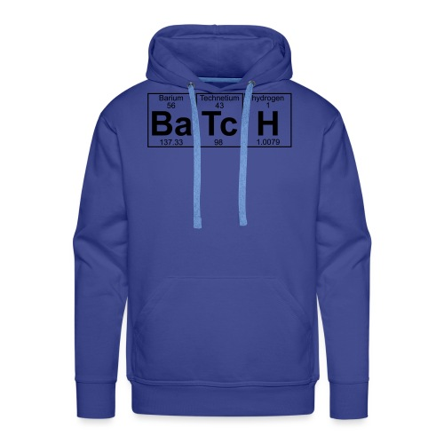 Ba-Tc-H (batch) - Full - Men's Premium Hoodie