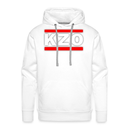 KZO - Männer Premium Hoodie