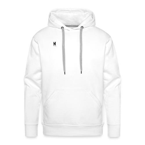 N comme Neorks - Sweat-shirt à capuche Premium pour hommes