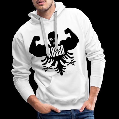 logo kosso - Mannen Premium hoodie