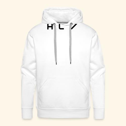 Pull HLV - Sweat-shirt à capuche Premium pour hommes
