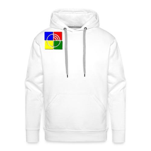 jungschar logo schatten - Männer Premium Hoodie