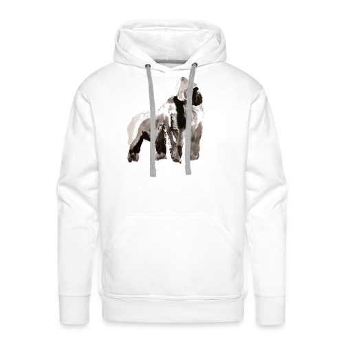 Silverback - Mannen Premium hoodie