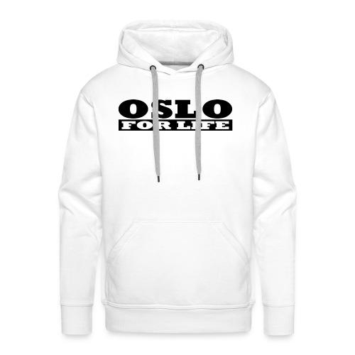 Oslo fürs Leben - Männer Premium Hoodie