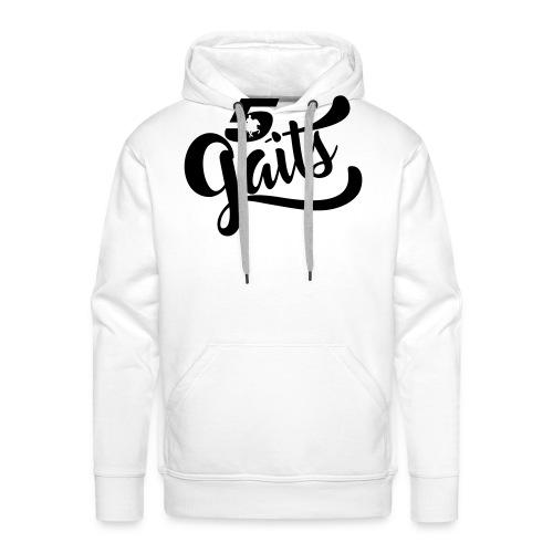 5Gaits 1 - Men's Premium Hoodie