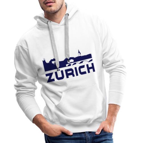 Zürich - Männer Premium Hoodie