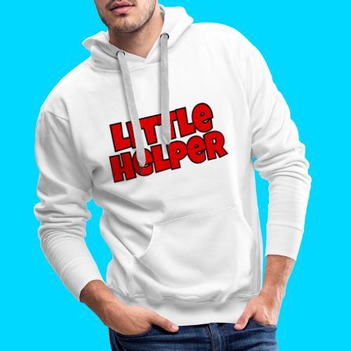 Little Helper - Men's Premium Hoodie