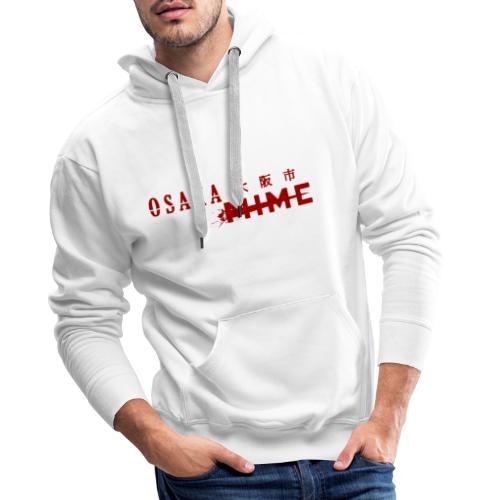Osaka Mime Logo - Men's Premium Hoodie