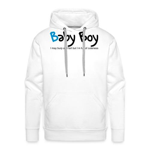 Baby Boy - Men's Premium Hoodie
