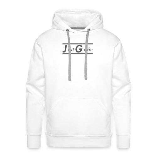 JG Small - Männer Premium Hoodie