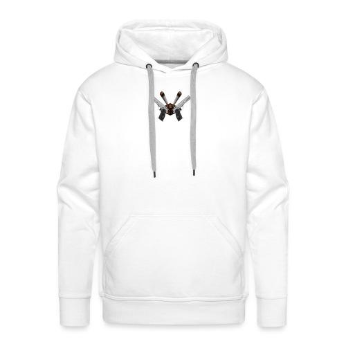 klllkkkkk png - Männer Premium Hoodie