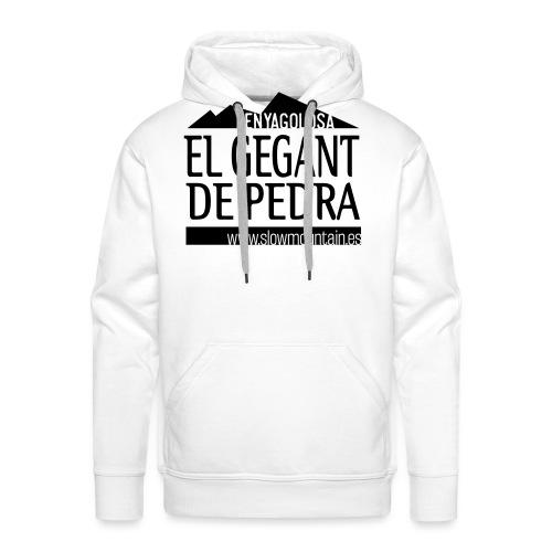 Penyagolosa - Sudadera con capucha premium para hombre