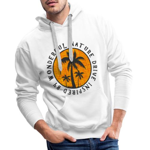 Wonder Nature - Men's Premium Hoodie