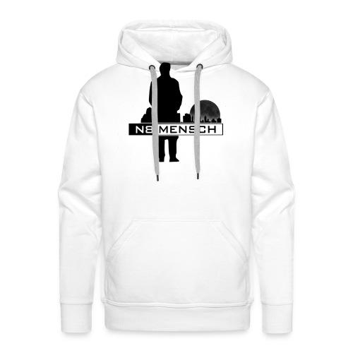 n8end png - Männer Premium Hoodie