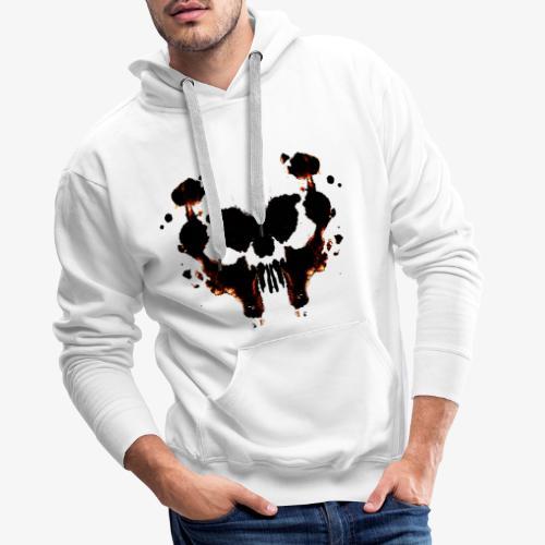 Logo Borderlines Boutique - Sweat-shirt à capuche Premium pour hommes
