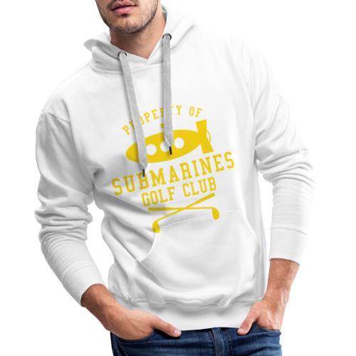 Property Of - Mannen Premium hoodie