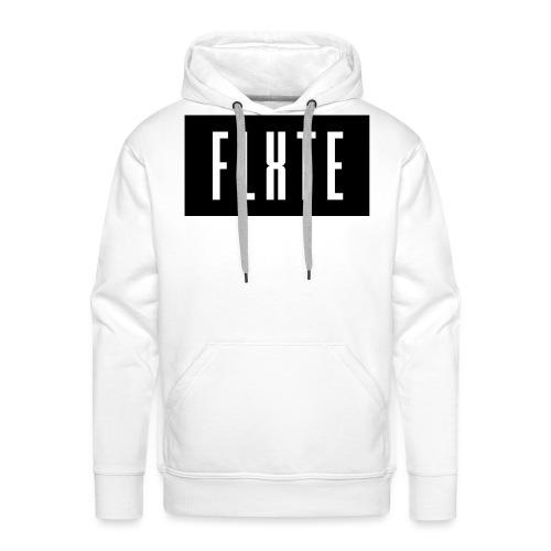 FLxTE logo T-Shirt - Männer Premium Hoodie