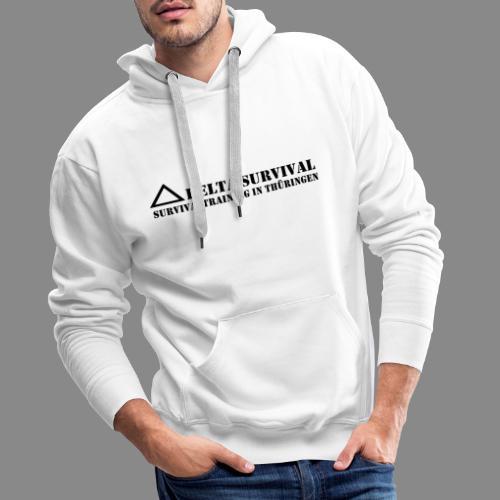 logo2015 Kopie - Männer Premium Hoodie